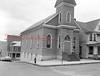 (Aug. 1954) First Methodist Church in Kulpmont.