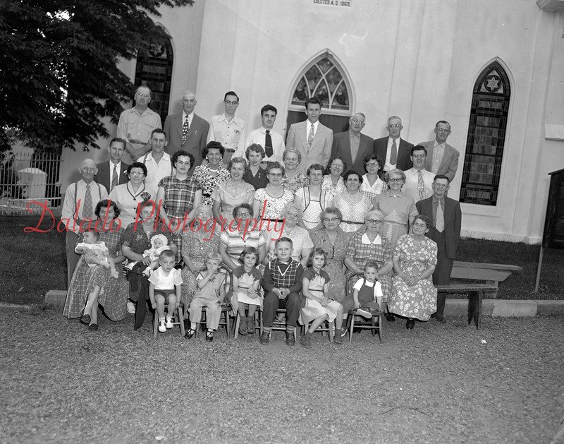 (1954) St. Peter's group.
