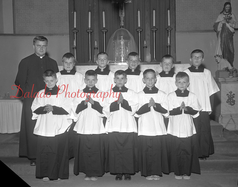 (06.07.1962) Unknown church group.