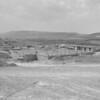 (April 1960) Monastery construction in Elysburg.