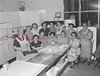 (03.18.54) Busy women of St. Mary's Church, Kulpmont, are, seated, from left, Francis Malinoski, Marie Scalet,  Helen Parenti, Genevine Kutchen and Anna Sufalko; standing, Jennie Scicchitano, Phyllis Herman, Emma Kaminsky, Pearl Benedetto, Irene Derr, Margaret Weldon, Marquerite Dallatre, Louis Dulis.