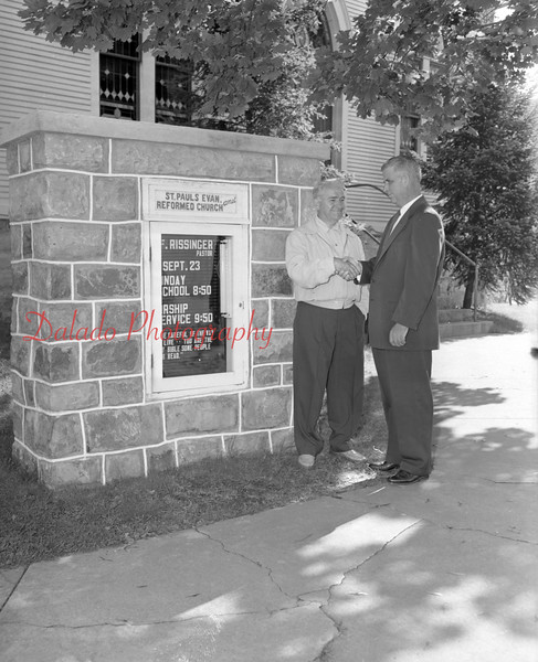 (Sept. 1956) St. Paul's Evangelical Reformed Church.
