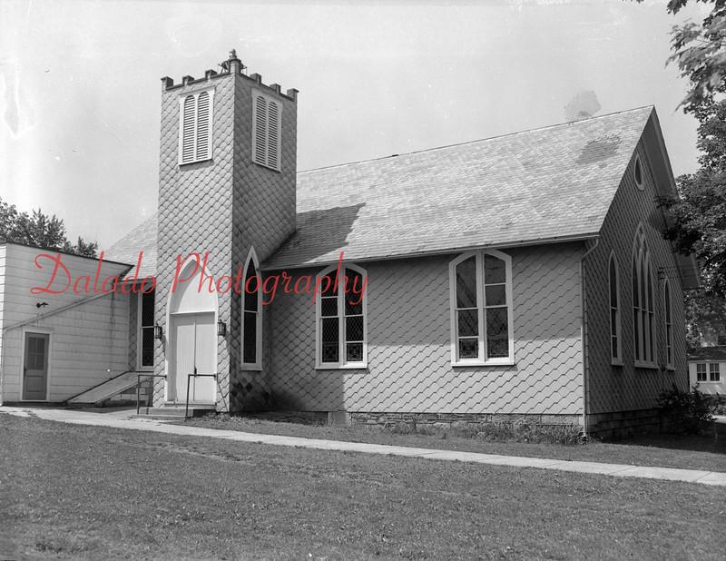 (1954) United Methodist Church, 171 W. Center St., Elysburg.
