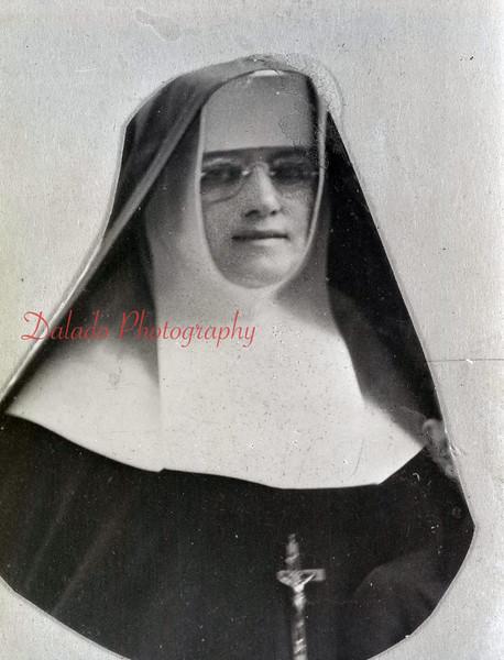 (1943) Sister Teresea.
