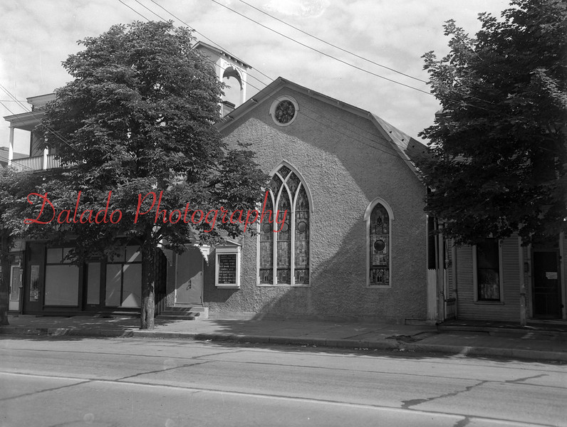 (Nov. 1954) Immanuel Evangelical.