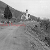 (1953) St. Paul's Church, Gowen City.