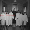 (11.01.1958) Rev. Singer at Urban Evangelical Reformed Church, Urban.
