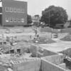 (1961) Construction of St. Casmir Church in Kulpmont.