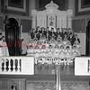 (1968) St. Edward's Church communion.