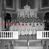 (1967) St. Edward's Church communion.