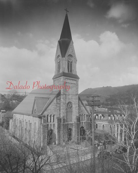 St. Edward's Church.