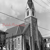 (March 1963) St. Edward's Church.