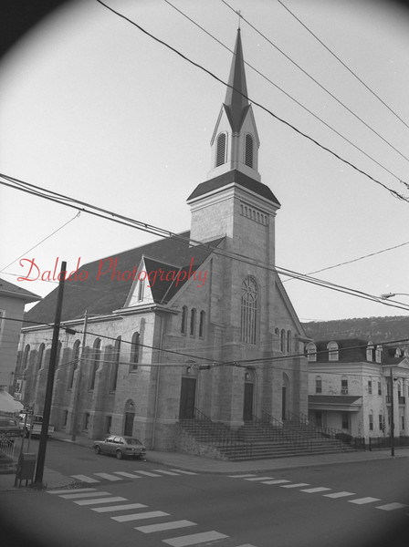 St. Edward's Church, Shamokin.