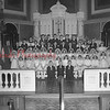 (1963) St. Edward's Church communion.