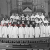 (1949) St. John's Church of Christ choir.