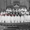 (1949) St. John's Church of Christ choir.