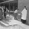 (1962) St. John's United Church of Christ chapel dedication.