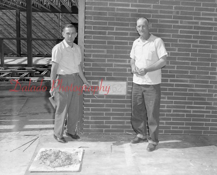 (1962) St. John's United Church of Christ chapel dedication.