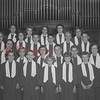 (1953) St. John's Church of Christ choir.