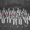 (1953) St. John's Church of Christ choir.