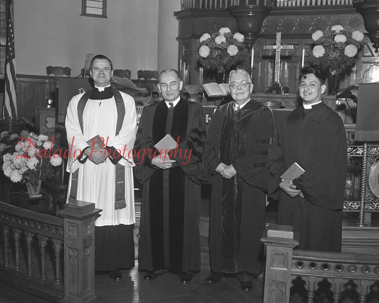 St. John's United Church of Christ priests.