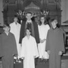 (1973) St. John's United Church of Christ confirmation class.