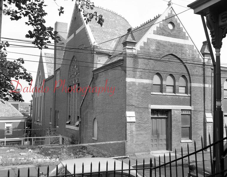 (1961) St. John's United Church of Christ.