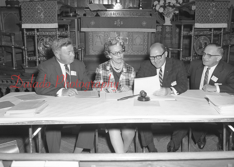 (1965) St. John's United Church of Christ convention.