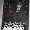 (04.05.53) St. John's Reformed Church Jr. Choir members are, from left, Roland Morgan, Edward Twiggar, Charles Derr and Eugene Boughner.