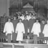 (1965) St. John's United Church of Christ confirmation class.