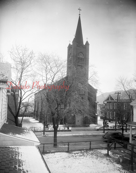 ...On June 10, 1967, St. Mary's school, at Cherry and Webster streets (not pictured), closed after 54 years due to declining enrollment.