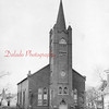 St. Mary's Catholic Church- The church was founded for the Slovak speaking people of Shamokin who wanted to conduct services in their native language. In May of 1892, a plot of ground at Cherry and Clay streets was purchased from George Strickland for $3,100. On Feb. 2, 1893, the first mass was held. In 1934, a property at the corner of Cherry and Webster streets was purchased for the site of a school. The building was blessed on March 20, 1938...