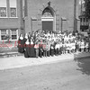 (1967) St. Mary's closing April 1967. Blessed Virgin Mary Sodality.