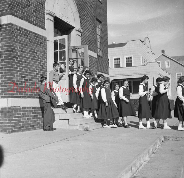 (1958) St. Mary's School.