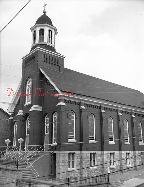 (1975) St. Stan's Church.