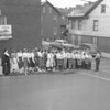 (1959) Safety patrol at St. Stan's.