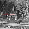 (1965) St. Stan's Church grotto.