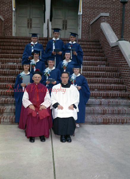 (1963) St. Anthony's Church Class of 1963.