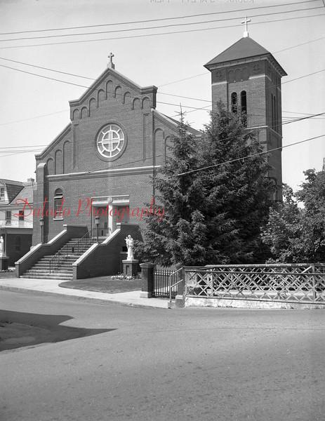 (1966) St. Anthony's Church, Ranshaw.