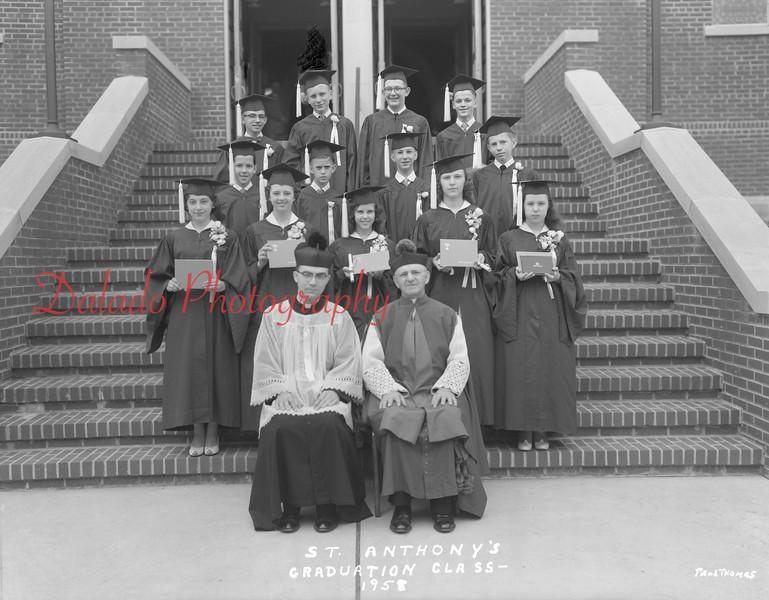 (1958) St. Anthonys, Ranshaw.