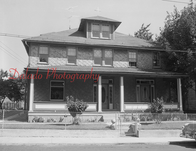 (1964) St. Anthony's rectory.