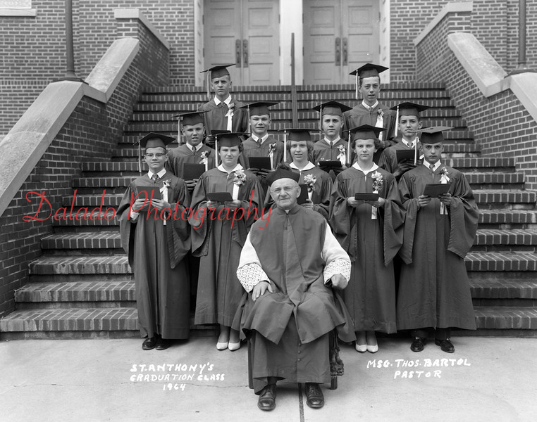 (1964) St. Anthonys, Ranshaw.