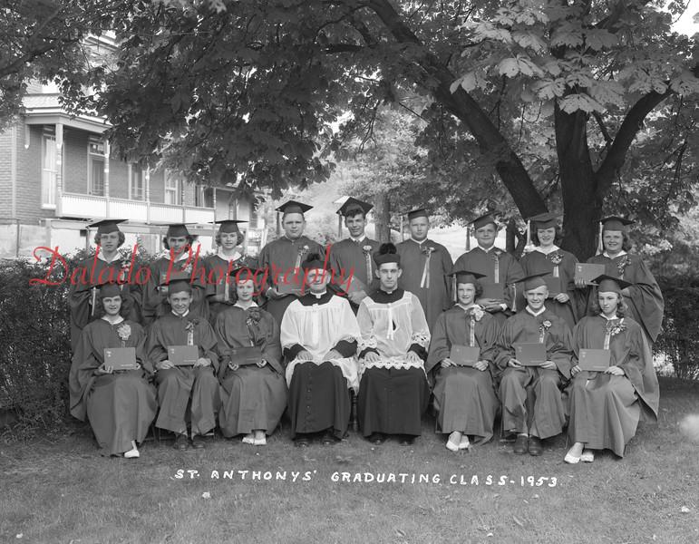 (1953) St. Anthonys, Ranshaw.