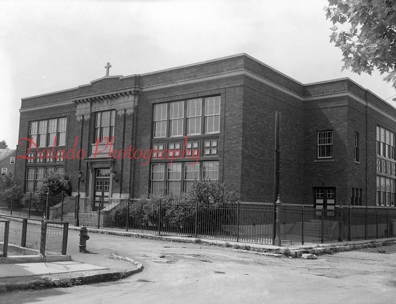 (1964) St. Anthony's school.