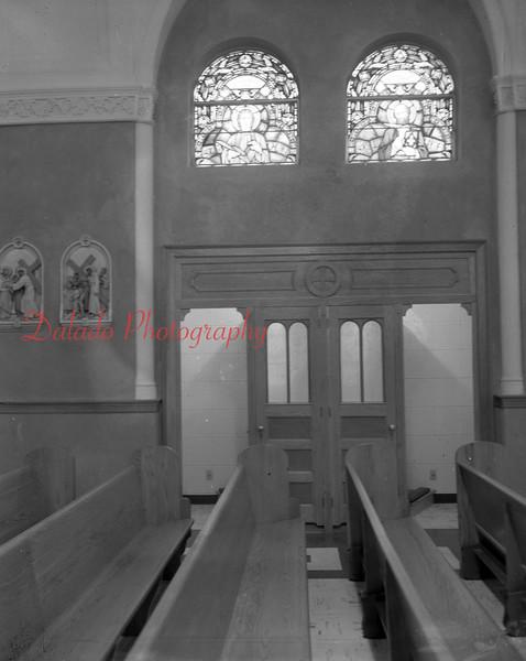 (1955) St. Anthony's Church, Ranshaw.