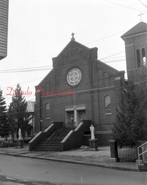 (1964) St. Anthony's Church, Ranshaw.