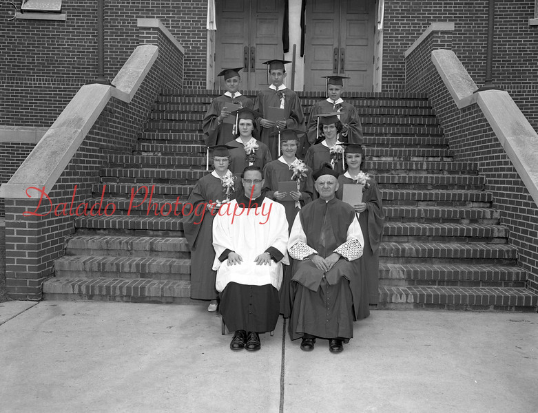 (June 1963) St. Anthony's Church Class of 1963.
