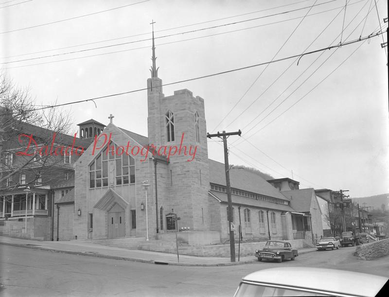 (April 1963) St. Josephs.