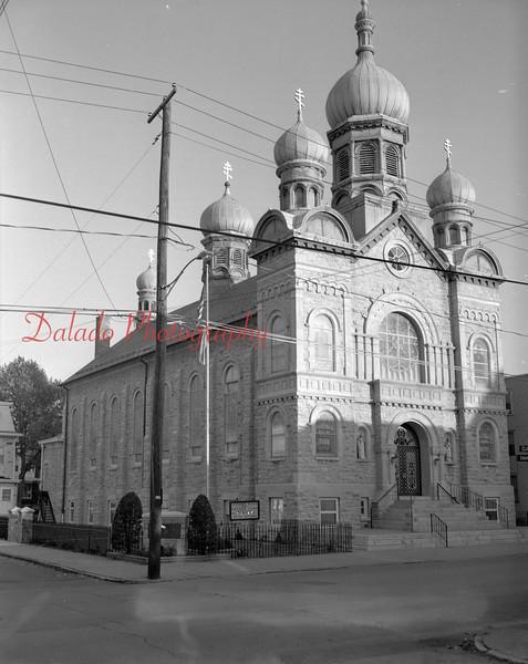 (01.01.1987) Transfiguration Church, Shamokin.