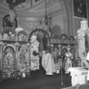 (11.27.89) Transfiguration Church, visit by the Archbishop Stephen Sulyk. Celebrant Father Batcho.
